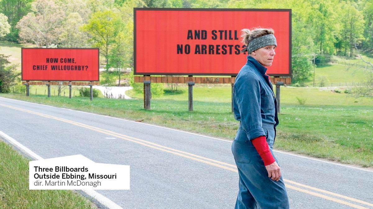 Tiff - Three Billboards Outside Ebbing