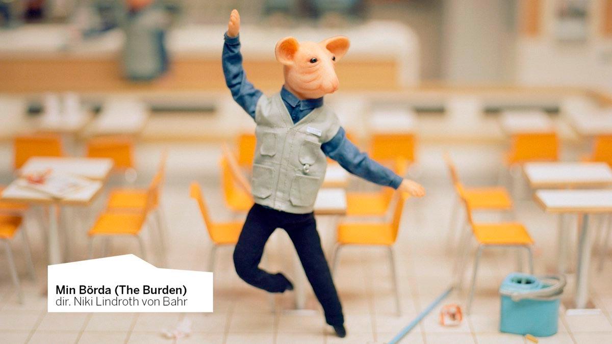 """tiff """"The Burden (Min Börda)"""",Niki Lindroth von Bahr"""