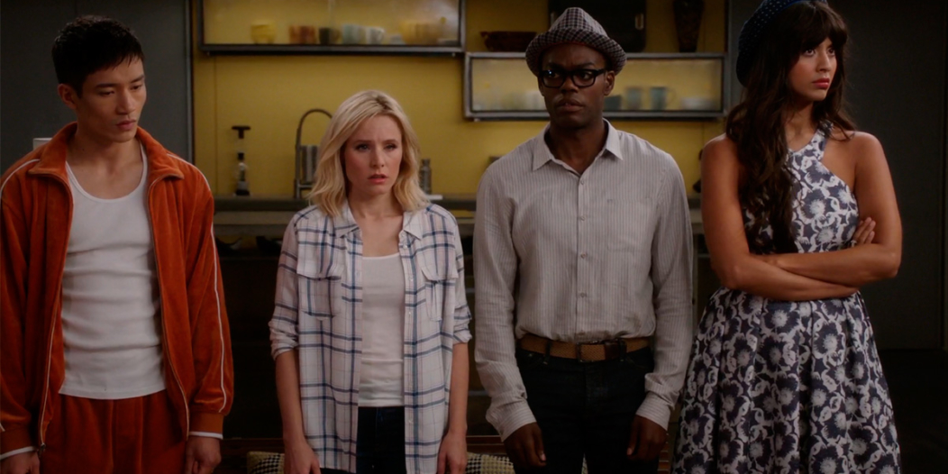 The Good Place renovada Terceira temporada