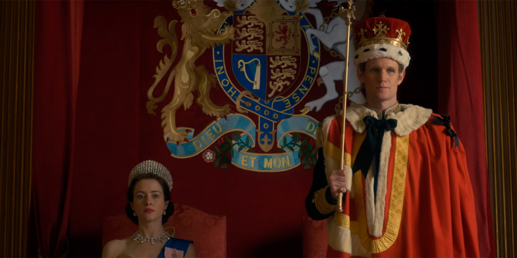 Claire Foy recebeu salário menor que Matt Smith em The Crown