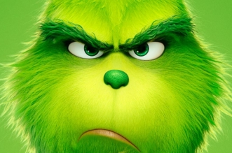 O trailer de O Grinch, nova animação da Illumination Entertainment