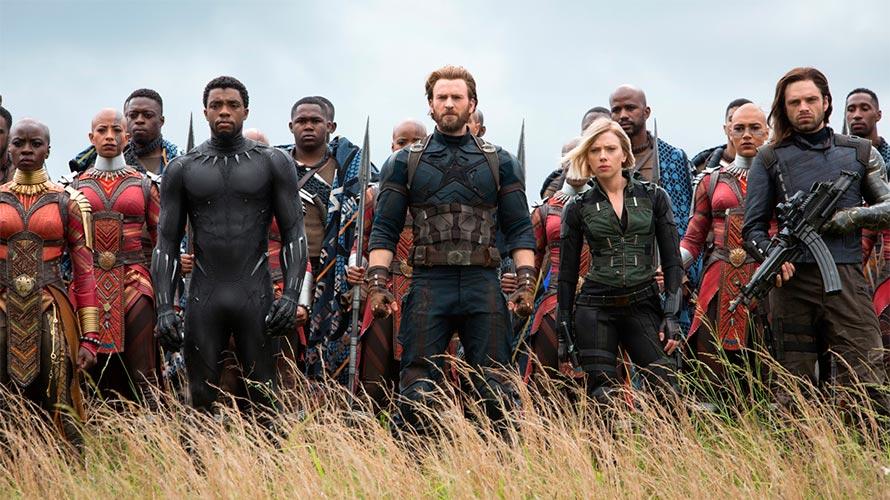 Com U$ 630 milhões, Vingadores: Guerra Infinita tem maior estreia mundial na história