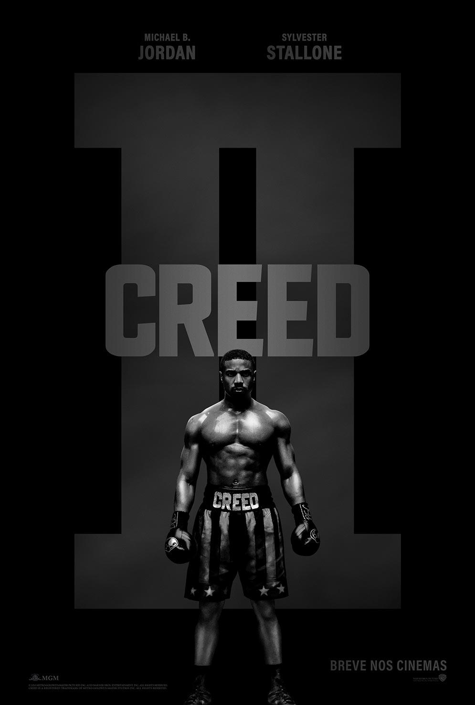 Creed II Pôster
