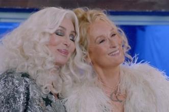 """Cher Canta em Vídeo de """"Mamma Mia! Lá Vamos Nós De Novo"""""""