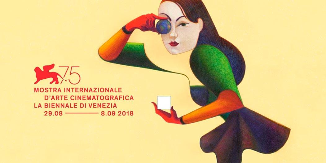 Os Vencedores do 75º Festival de Cinema de Veneza
