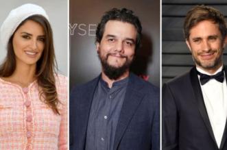 "Penelope Cruz, Wagner Moura e Gael Garcia Bernal em ""Wasp Network"""