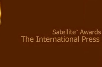Os Indicados ao 23º Anual Satellite Awards