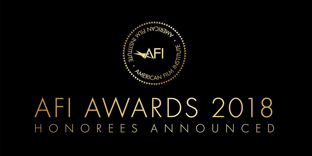 A Seleção Oficial do AFI Awards 2018