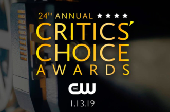 Indicados ao Critics' Choice Awards 2019