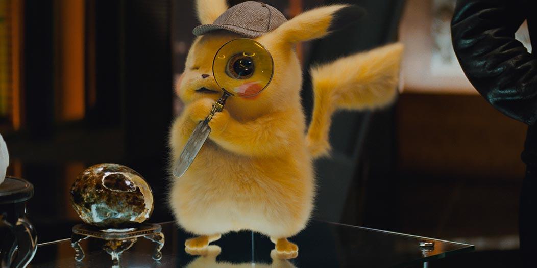 Pokémon: Detetive Pikachu 01