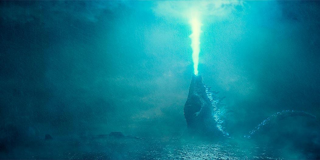 Godzilla II: O Rei dos Monstros 01