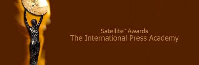 Os Indicados ao 25º Satellite Awards