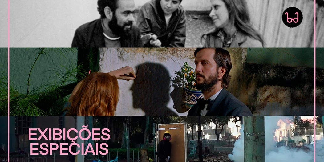 10º Olhar de Cinema Divulga Filmes da Mostra Exibições Especiais